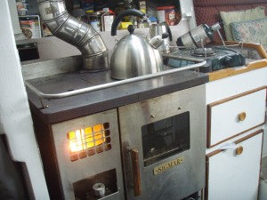mmmm, hot cast iron