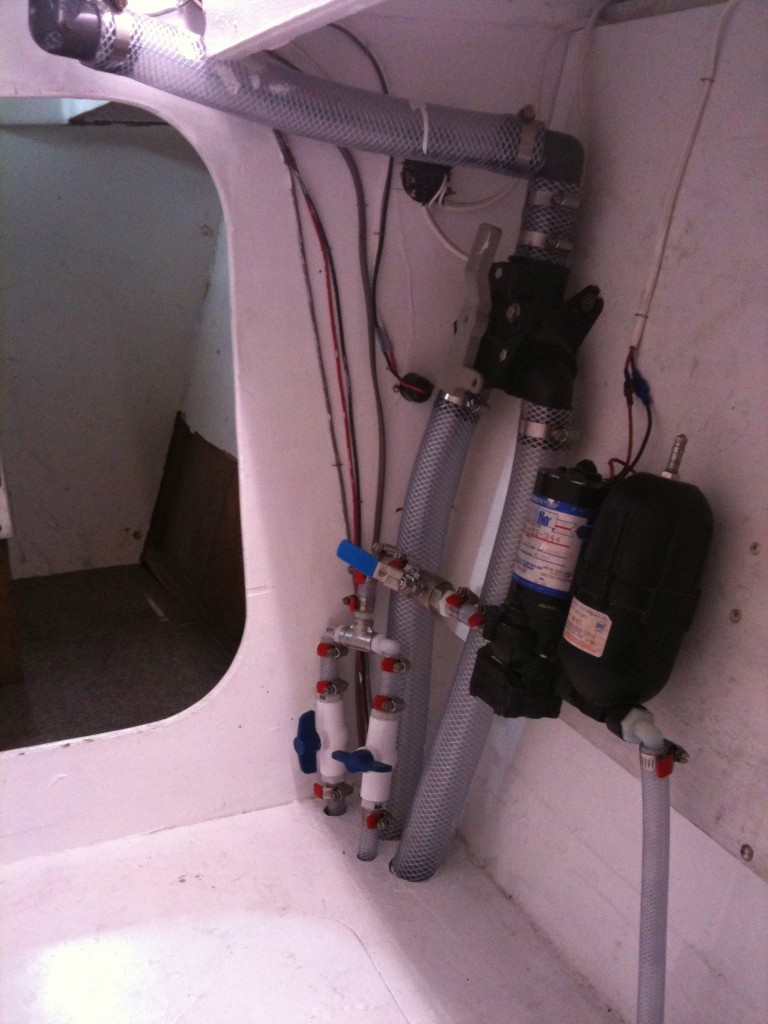 freshwater system complete!
