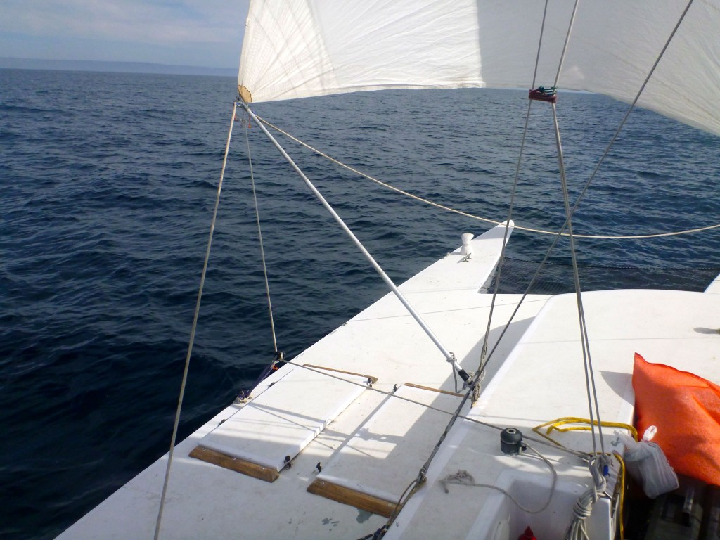 ghetto downwind rigging