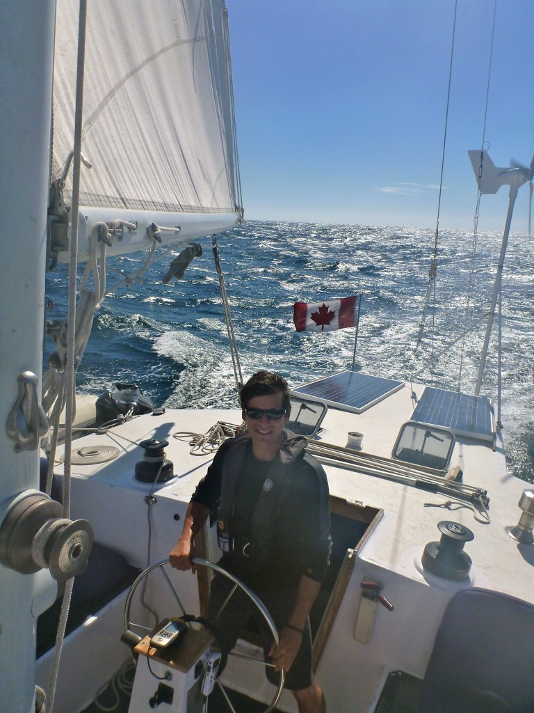 20kn winds near Cabo San Lucas